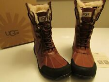 AUTHENTIC UGG Australia BUTTE WATERPROOF BOOTS COLOR WORCHESTER  5521 Size 9.5