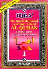 IQRA': Quick Method of Learning To Read Quran By Rasmul Utsmani