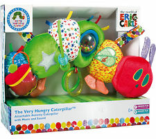 Rainbow Designs THE VERY HUNGRY CATERPILLAR ACTIVITY CATERPILLAR Soft Toy BN