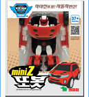 TOBOT NEW MINI Z Robot Toy Car Transformer Kia Animation Children Kids Gift