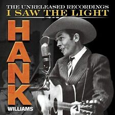 Hank Williams: I Saw the Light: The Unreleased Recordings 3CD + 1DVD set