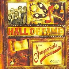 Hall of Fame Series by The Imperials (CD, Feb-1999, 2 Discs, Benson)