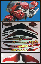 Kit  Aprilia SL Falco 1000 anno 2000 oro - adesivi/adhesives/stickers/decal