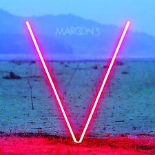MAROON 5 - V: CD  ALBUM (September 1st, 2014)
