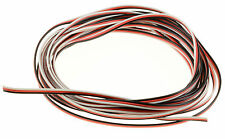 5m Servo Wire 26awg Futaba JR 3-Pin