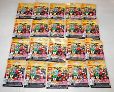 NIP Sealed Set 20 Lego Batman Series Collectible Minifigures Complete CMF 71017
