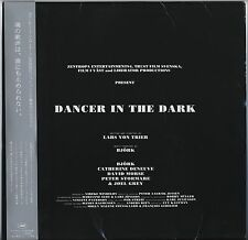 Dancer in the Dark JAPAN PROGRAM with OBI and SLIPCASE Lars von Trier, Bjork