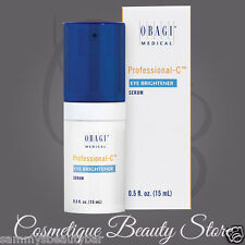 OBAGI PROFESSIONAL C Vitamin C OBAGI EYE BRIGHTENER 0.5 oz / 15 ml NEW IN BOX