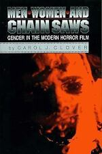 Men, Women, and Chain Saws: Gender in Modern Horror Film by Carol J. Clover Pape
