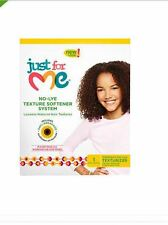 SOFT & BEAUTIFUL JUST FOR ME TEXTURE SOFTENER KIT FOR KIDS/AFRO HAIR CARE