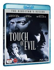 Touch of Evil Region Free Blu Ray