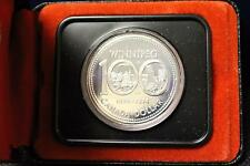 1874-1974 CANADA COMMEMORATIVE SILVER PROOF DOLLAR - CITY OF WINNIPEG - With Box
