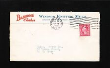 Windsor Knitting Mills Babihood Baby Clothes Brooklyn 1920 Cover 4y