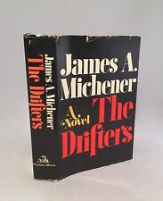 The Drifters-James A. Michener-SIGNED!!-TRUE First Edition/1st Printing!!-RARE!!