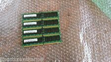 16GB (4x 4GB) Dell PowerEdge R300 T300  PC2-5300P SAMSUNG HYNIX MICRON