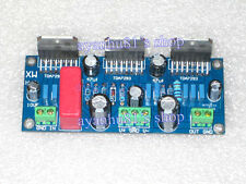 TDA7293 three Parallel 255W BTL Mono Power Amplifier Board  AMP Assembled Board