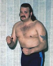 FRENCHIE MARTIN 8X10 PHOTO WRESTLING PICTURE WWF