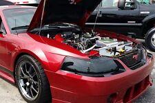1999-04 Ford Mustang Hood QuickLIFT Black Gas Strut Shock Damper SVT Dampers