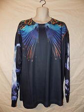 mens los angeles tree house club L/S shirt XXL nwt LATHC wings