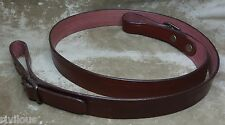 Dl cuir rifle sling 1""