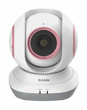 D-Link EyeOn Pet Video Monitor HD360 Wireless camera DCS-855L 16GB microSD Card