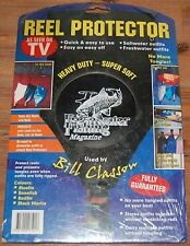 Reel Protector - Suits all Reels and Rods - Black