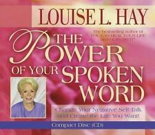 The Power of Your Spoken Word Hay, Louise Books-Good Condition