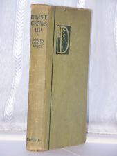 Dorita Farirlie Bruce - Dimsie Grows Up 1936 Edition