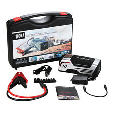 24V 20000MAH PORTABLE ELECTRIC AUTO CAR BATTERY BOOSTER JUMP STARTER JUMPER PACK