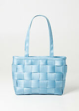 *DEAL***  Harveys Seatbelt Bags Large Tote SKY BLUE vegan recycled **SALE***