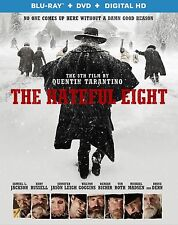The Hateful Eight (Blu-ray, 2016)    FREE SHIPPING !!!!!
