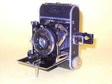 Zeh Goldi 3x4 - vintage working high quality camera in very good condition