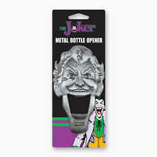 JOKER - METAL BOTTLE OPENER - BRAND NEW - HEAVY DUTY DC COMICS 16016