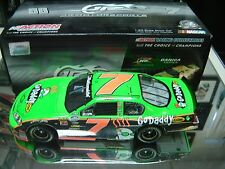 2010 DANICA PATRICK GODADDY.COM NATIONWIDE SERIES JR MOTORSPORTS 1/24 NEW