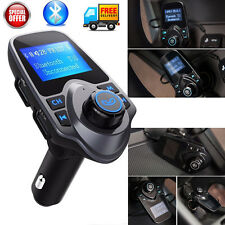 Car USB Charger Bluetooth 3.0 Wireless FM Transmitter MP3 Player Hands-free kit