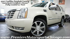 Cadillac: Escalade AWD LUXURY