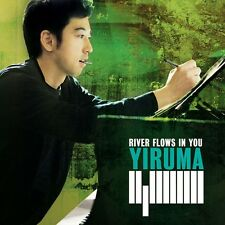 "YIRUMA ""RIVER FLOWS IN YOU-THE VERY BEST OF...""  CD NEW+"