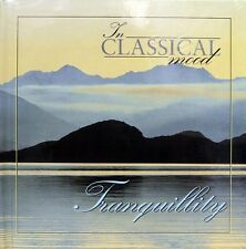 Brand New In Classical Mood: Tranquility #3 CD & Book Grieg, Mozart, Bach
