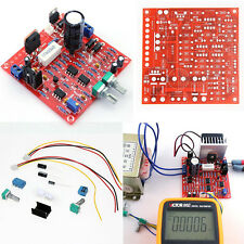0-30V 2mA-3A Adjustable DC Regulated Power Supply DIY Kit Short Protection Board
