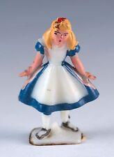 Vintage Marx Disneykins Alice in Wonderland 1960's Miniature Plastic Figurine