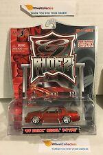 '87 Buick Regal T-Type * Orange * Maisto G Ridez * H135