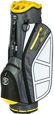New Hot-Z Golf 2015 2.5 Cart Bag Grey/Yellow