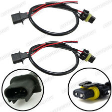 H13 / 9008 Wire Harness for HID Ballast to Stock Socket Connector Plug
