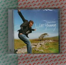 "(Leave Right Now) Will Young: NEW SEALED ""Friday's Child"" CD (POP IDOL WINNER)"