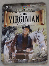 The Virginian - Complete Season Series Eight 8 Final Limited Edition Tin DVD Set