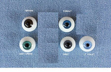 Doll Eyes - #EG Highest Quality Glass Eyes 16mm: CHOICE of color.
