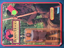 Robin Hood VINTAGE 1991 Little John 100% Mint on Sealed Card Kenner C6 Punch/Tag