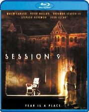 SESSION 9 New Sealed Blu-ray