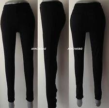 Women's Super High Waist Super Stretch Skinny Jeans Denim Trousers UKSize 6 - 20