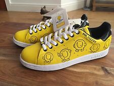 Mens Adidas: Limited Edition Adicolour Mr Happy Trainers (New With Tags) Size 9
